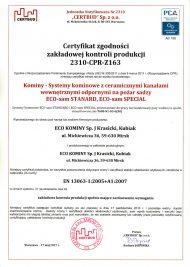 Kominy Standard Special