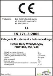 Wentylacja PDW/240