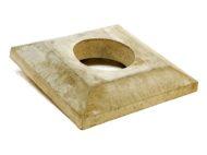 Czapka betonowa